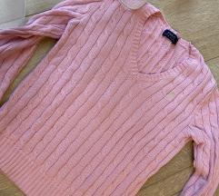 Ralph Lauren rózsaszín pulóver