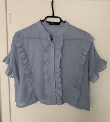 Laza kék ing