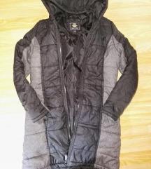 Hosszú divatos kabát