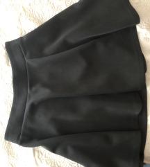 Fekete stradi basic szoknya