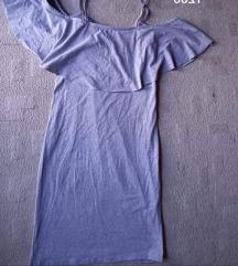 szűrke fodros csinos ruha <3