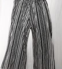 Zara csíkos nyári nadrág
