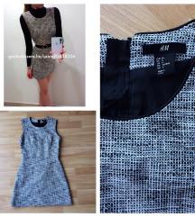 H&M chanel stílusú ruha