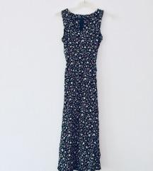 Virágmintás maxi ruha