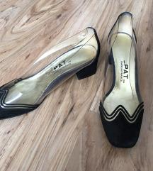 Divatos női francia cipő