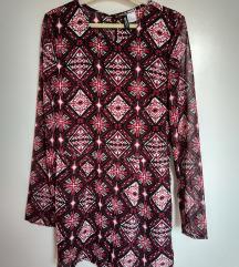H&M mintás jumper/overal (S)
