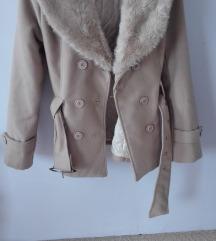 Rövid téli kabát