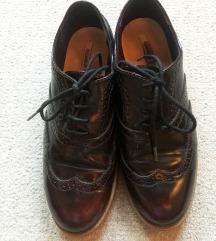 Sötétbordó cipő, Pull&bear, 37, 2500 HUF