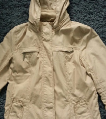 S.Oliver női kabát - kapucnis tavaszi dzseki