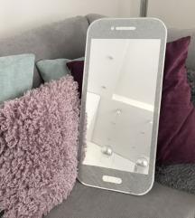 iPhone formájú 60x28 cm  tükör - ÚJ, bontatlan