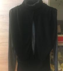 Meleg garbós pulóver