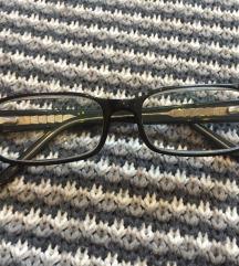 Fekete műanyag szemüvegkeret