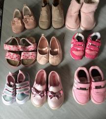 Kislány cipők