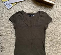 Khaki Zara polo S