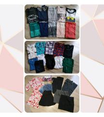 Márkás ruhacsomag (30 db)