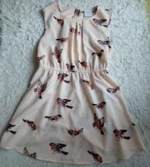 Asos gyönyörű madárkás ruha