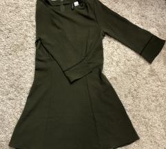 H&M zöld ruha
