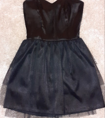 Fekete egyedi ruha