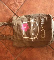 Hello Kitty barna táska