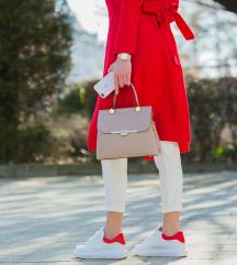 Fluffy Szép Állapotú Fehér - Piros Sportcipő