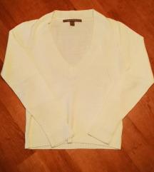 PHILIP RUSSEL  törtfehér női pulóver
