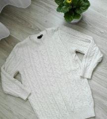 Újszerű H&M kötött pulóver XS