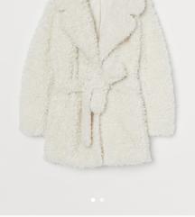 H&M szőrme kabát INGYEN FOXPOST