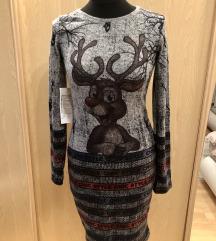 Új Puha szarvasos ruha