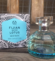 The Body Shop parfüm: Fidzsi-szigeteki lótuszvirág