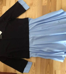 Zara ingruha új cimkés kék M