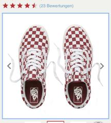 36-os vans cipő