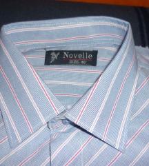 Új Novelle 40-es rövid ujjú ing