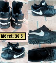 Nike tiempo utcai cipő 36,5