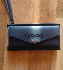 Új Obag pénztárcák eladók(bézs,fekete)