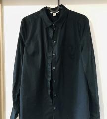 H&M fekete ing
