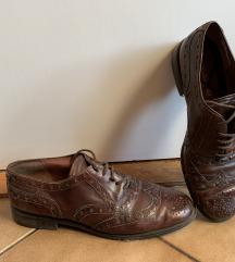 Olasz bőr cipő