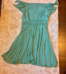 CÍMKÉS off shoulder Orsay ruha