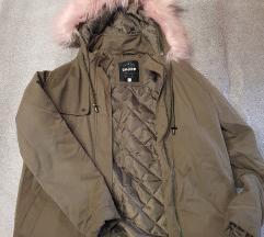 Szőrmés kabát (parka)