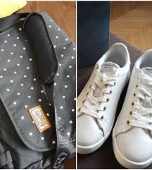 Új Heavy Tools táska, új Pepe Jeans cipő
