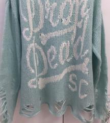 Drop dead pulóver