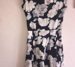 Virág mintás lenge nyári ruha