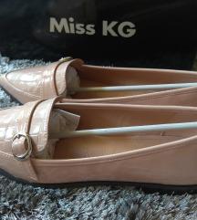 Púder rózsaszín Miss KG lapos talpú cipő