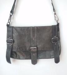 Bőr crossbody táska