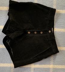 Bőr rövidnadrág