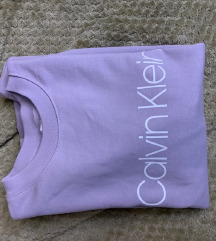 ÚJ Calvin Klein levendula pulóver
