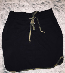NewYorker fekete miniszoknya