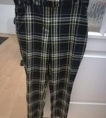 Skót mintás nadrág