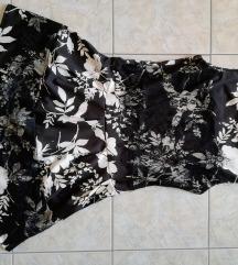 Eladó fekete fehér alkalmi ruha