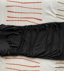 Fekete mini ruha