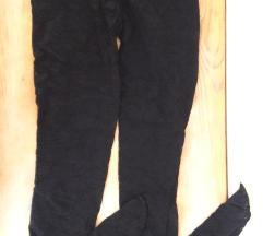 Fekete mintás harisnya - Calzedonia